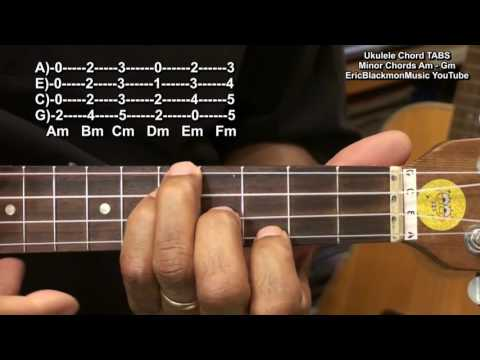 Ukulele School Dm Chord Tutorial