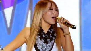 [HOT] 2NE1 - Do you love me, 투애니원 - 두유러브미, Music core 20130817