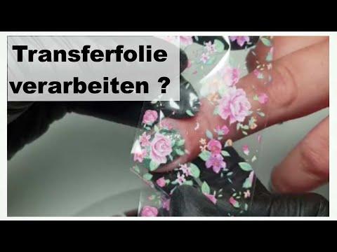 TRANSFERFOLIE anbringen //So Klappt es aufjedenfall //  Fingerspitzengefühl by Nicole Weiss