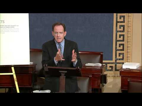 Sen. Toomey speaks on Senate floor about his sugar amendment