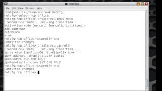 Solaris 11 NCPs Using Network Configuration Profiles
