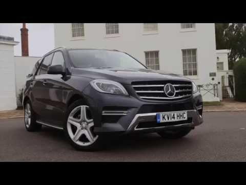 Snapshot Review: Mercedes ML