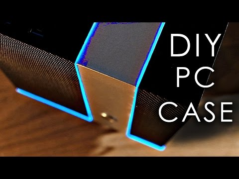 Build your own PC case from scratch (how-to-guide)