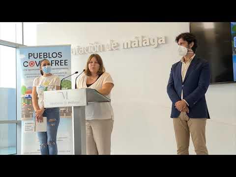 La Diputación de Málaga impulsa un proyecto para fomentar el repoblamiento en municipios menores de 20.000 habitantes