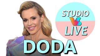 Doda - Riotka   Wersja Studyjna vs. Live