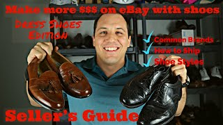 Beginners Guide To Selling Mens Dress Shoes On Ebay 2020