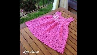 Crochet Patterns| Free |crochet Baby Dress| 579