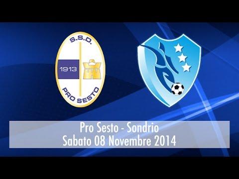 VIDEO: Pro Sesto - Sondrio 1-1, gol e highlights