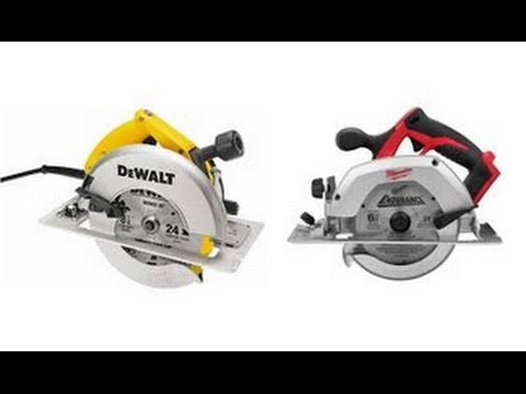 Reviews: Best Circular Saw  2018
