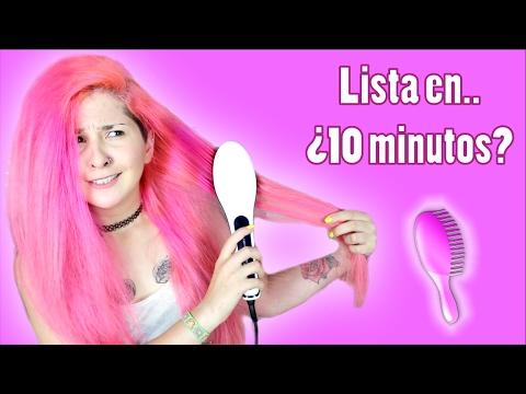 CEPILLO QUE ALISA EL PELO ✩ Ann Test - Ann Look