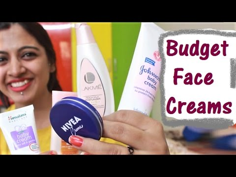 Budget Beauty #2 _ Budget Face Moisturizers In India  __ | SuperWowStyle Prachi