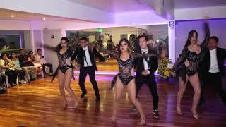 13er Aniversario Saoco Dance - Bachata - En todo fuiste la mejor