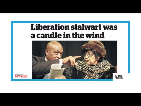 Remembering Winnie Mandela: A 'candle in the wind'