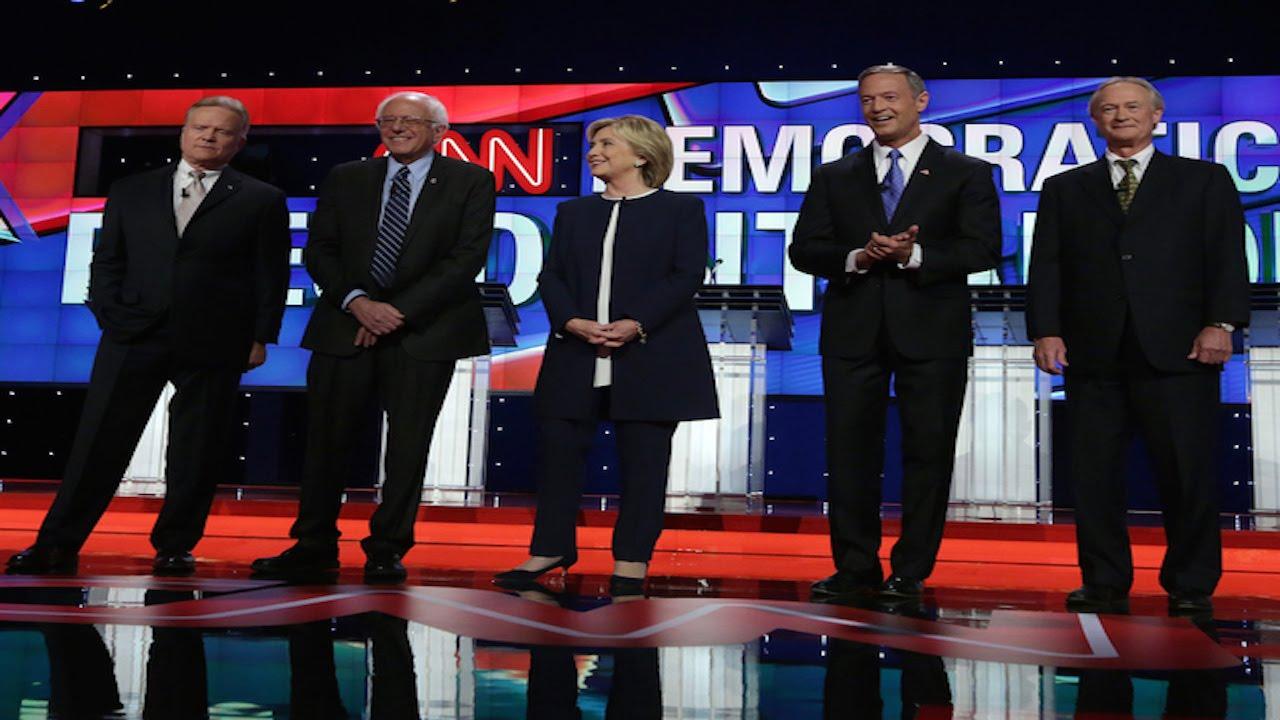 The CNN Democratic Debate WINNER Is... thumbnail