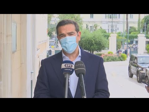 Α. Τσίπρας: «Ο κ. Μητσοτάκης και ο κ. Τασούλας φιμώνουν την αλήθεια, ότι η ΝΔ είναι χρεωκοπημένη