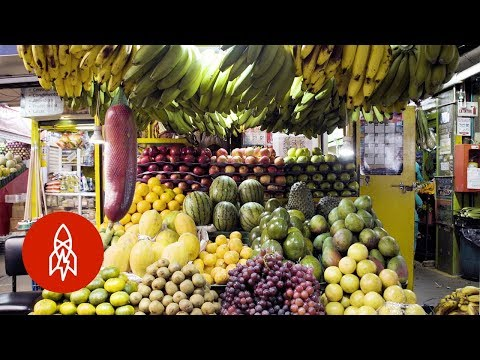 Finding Exotic Fruits in Colombia
