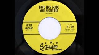 Merle Kilgore - Love Has Made You Beautiful (Starday 497) [1960]