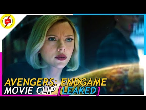 Avengers  Endgame [LEAKED CLIP] 2019 |  'About That Super Hero Life'
