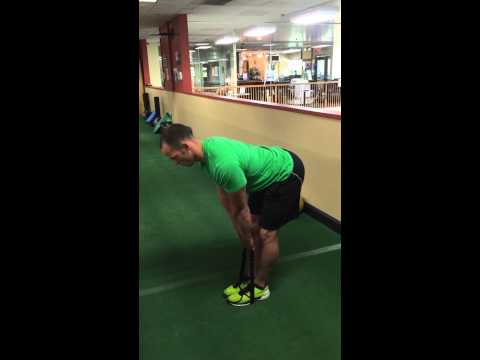 Tumbling Loops Romanian Dead Lift