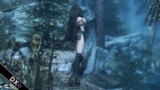 Gwelda Witch Armor (Skyrim MOD)