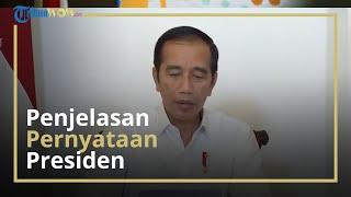 Presiden Jokowi Minta Masyarakat untuk Berdamai dengan Covid-19, Ini Penjelasan Istana