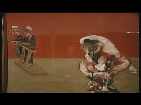 Kunstdiebstahl in Madrid