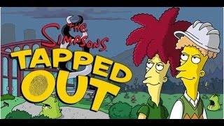 The Simpsons Tapped Out Terwilligers Update Review