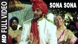 'Sona Sona' Full VIDEO Song - Major Saab | Amitabh