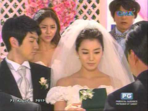 GMA Angel's Temptation episode 1 (August 27, 2012)