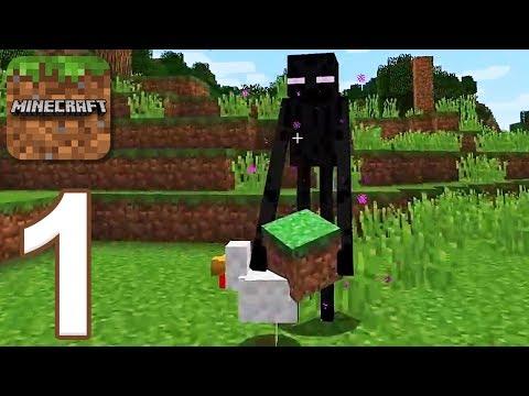 Minecraft: Survival – Gameplay Walkthrough Part 1