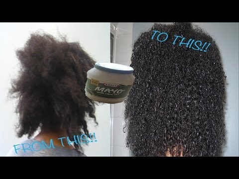 Hair Mayonnaise Treatment