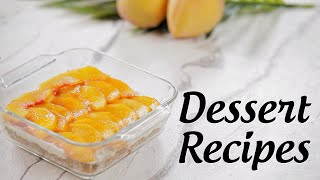 Special Dessert Recipes