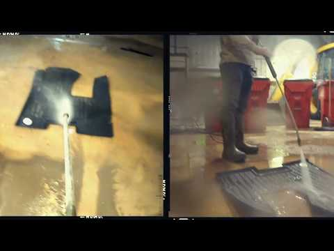 Keep your cab clean with Minimizer floor mats