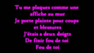 Coups et Blessures lyrics - BB Brunes