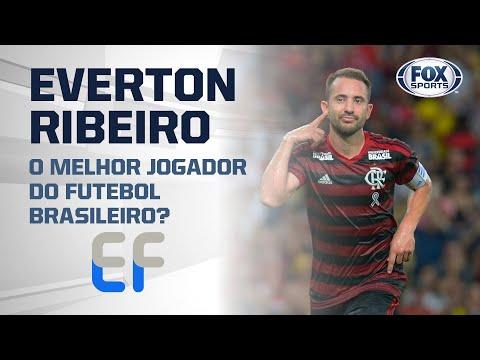EVERTON RIBEIRO É O MELHOR JOGADOR DO FUTEBOL BRASILEIRO?