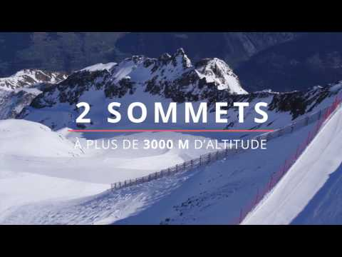 Découvrez la diversité du domaine skiable Paradiski !