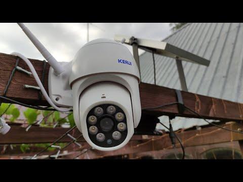 3MP смарт камера видеонаблюдения KERUI smart cctv camera