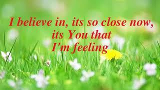 An angel in my heart - Jump5 (lyrics)