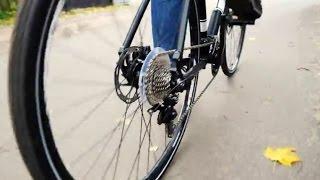 Видео: Что такое городской велосипед?