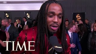 Artists At The Grammy Awards React To Kobe Bryant's Death | TIME