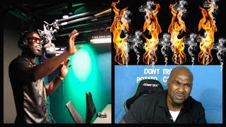 Ghetts   Fire In The Booth PT2   REACTION