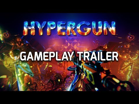 HYPERGUN Gameplay Trailer thumbnail
