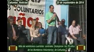 preview picture of video 'Bomberos Voluntarios de Cañuelas  cumplieron 70 años, 20 de Septiembre de 2014'