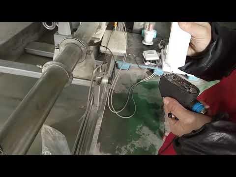 Install transducer (Sensor)