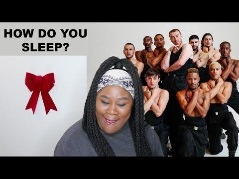 Sam Smith - How Do You Sleep?  REACTION 
