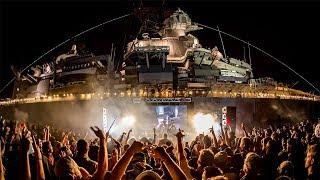 Music Festival On A Battleship!