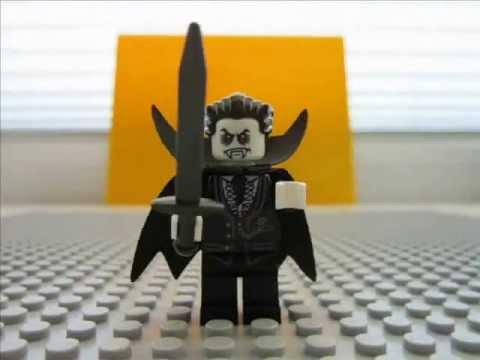 Vidéo LEGO Monster Fighters 9468 : Le château du vampire