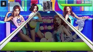 [SuperStar JYP Nation] Wonder Girls - One Black Night
