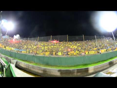 """""""Tema nuevo: """"Dar la vuelta en el estadio nuevo"""" - Hinchada Peñarol"""" Barra: Barra Amsterdam • Club: Peñarol"""