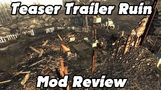 Teaser Trailer Ruin - Fallout mod Review